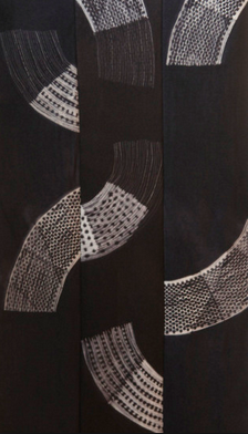 Shadows and Shibori: Marie-Helen Guelton