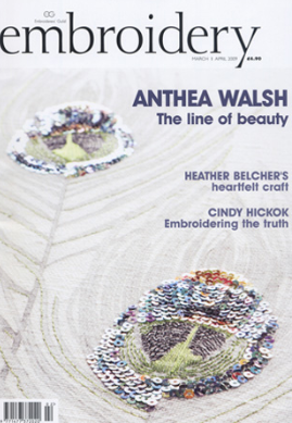 Anthea Walsh: line of enquiry