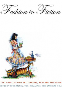 Fashion in Fiction book cover