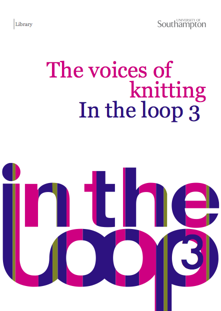 Introversion & Knitting: rethinking solitary production (keynote)