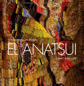 El Anatsui Art Life book cover