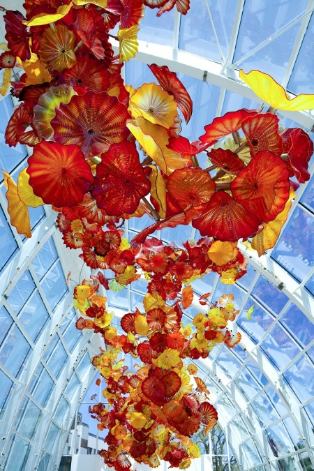 Chihuly: Garden & Glass, Seattle, Washington