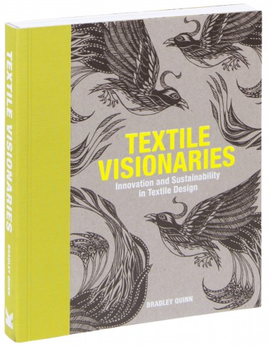 Textile Visionaries (Laurence King) book review