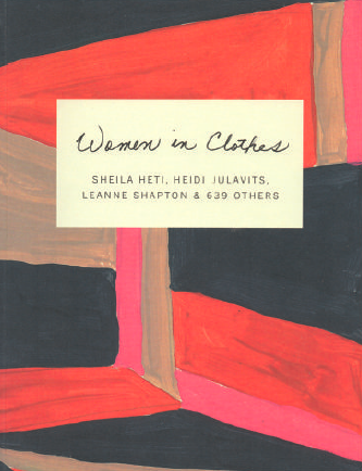 Women in Clothes book cover