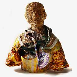 Hannah Greenaway's Knitted Busts