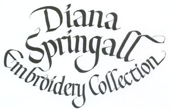 An Embroiderer's Eye: the Diana Spingall Collection